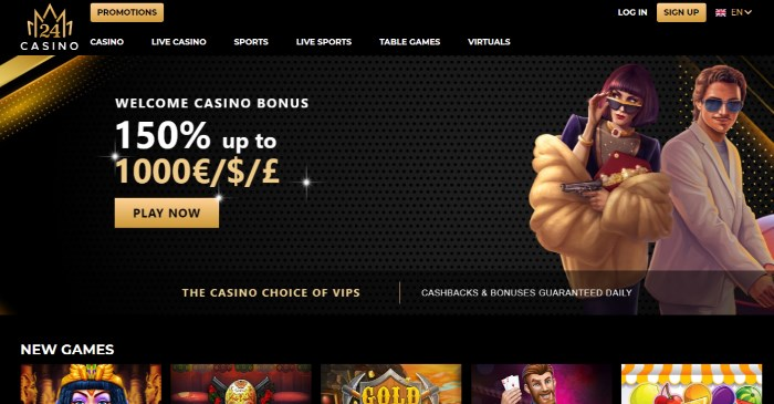 Casino official website welcome 250878